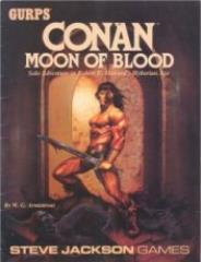 Conan - Moon of Blood