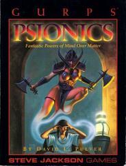 Psionics (3rd Printing)