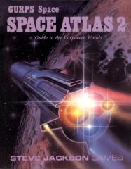 Space Atlas #2 - A Guide to the Corporate Worlds