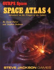 Space Atlas #4 - Phoenix and Saga Sectors