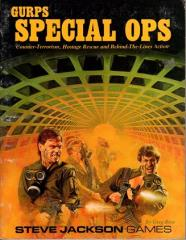 Special Ops (1st Edition)