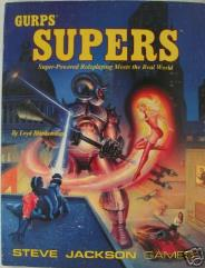 Supers (1st Edition)