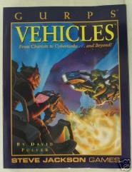 Vehicles (1st Edition)
