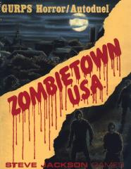 Horror/Autoduel Zombietown USA