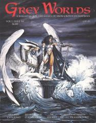 "Vol. 1, #3 ""The Unique Magic of Middle-Earth"""
