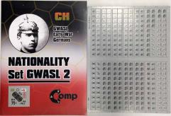 Nationality Set GWASL #2 - Early War Germans