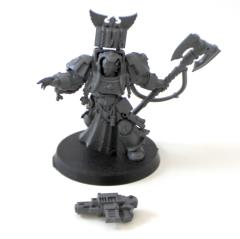 Blood Angels Librarian in Terminator Armor #1
