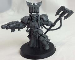 Blood Angels Librarian in Terminator Armor #2