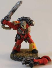 Blood Angels Sergeant #2
