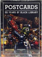 Postcards - 20 Years of Black Library