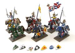 Bretonnian Knights Collection #14