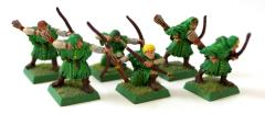 Bretonnian Squires Collection #1