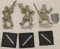 Bretonnian Men-at-Arms Collection #3