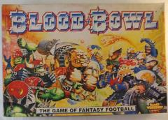 Blood Bowl (3rd Edition, 1st Printing)