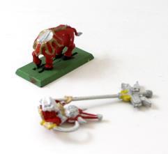 Bull Centaur #8