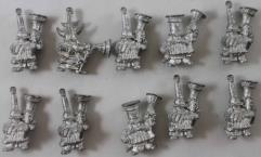 Chaos Dwarfs w/Blunderbuss Collection #9