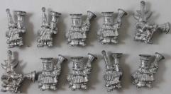 Chaos Dwarfs w/Blunderbuss Collection #10
