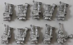 Chaos Dwarfs w/Blunderbuss Collection #11