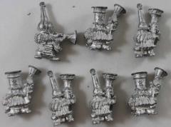 Chaos Dwarfs w/Blunderbuss Collection #13