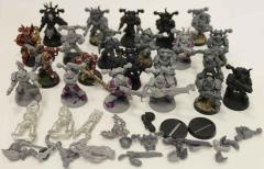 Chaos Space Marine Collection #32