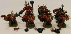 Chaos Space Marine Collection #40