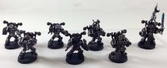 Chaos Space Marine Collection #48
