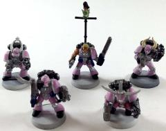 Chaos Space Marine Collection #50