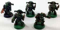 Chaos Space Marine Collection #55