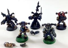 Chaos Space Marine Collection #58