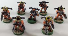 Chaos Space Marine Collection #59