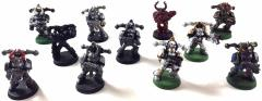 Chaos Space Marine Collection #62