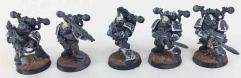 Chaos Space Marine Collection #66