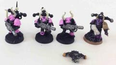 Chaos Space Marine Collection #68