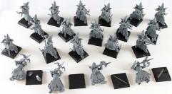 Dark Elf Crossbowmen Collection #2