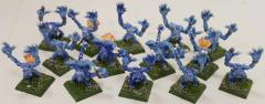 Blue Horrors Collection #5