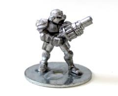 Arbite w/Grenade Launcher #1