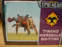 Hierodule Bio-Titan