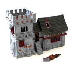 Fortified Manor Collection #1