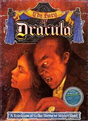 Fury of Dracula, The (1st Edition, Metal Figures)
