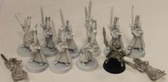 Sword Masters of Hoeth w/Command Collection #1