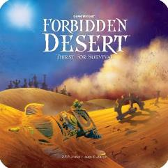 Forbidden Desert - Thirst for Survival
