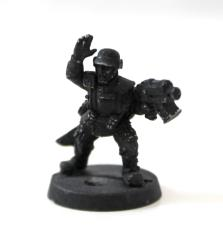 Cadian Sergeant #1