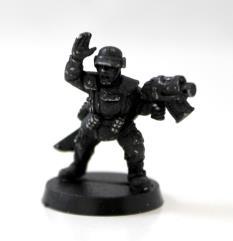 Cadian Sergeant #2