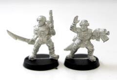 Cadian Sergeants 2-Pack #2