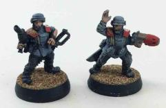 Cadian Sergeants Collection #5