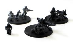 Cadian Heavy Weapons Collection #16