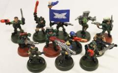 Cadian Shock Troops Collection #28