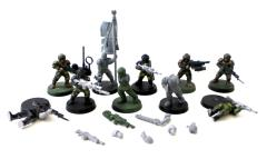 Cadian Shock Troops Collection #29
