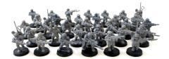 Cadian Shock Troops Collection #33
