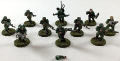 Cadian Shock Troops Collection #63
